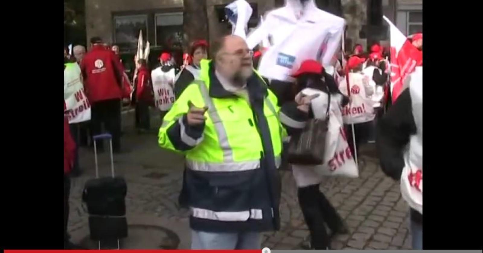 MOVE IT! Der Streik-Clip 2009