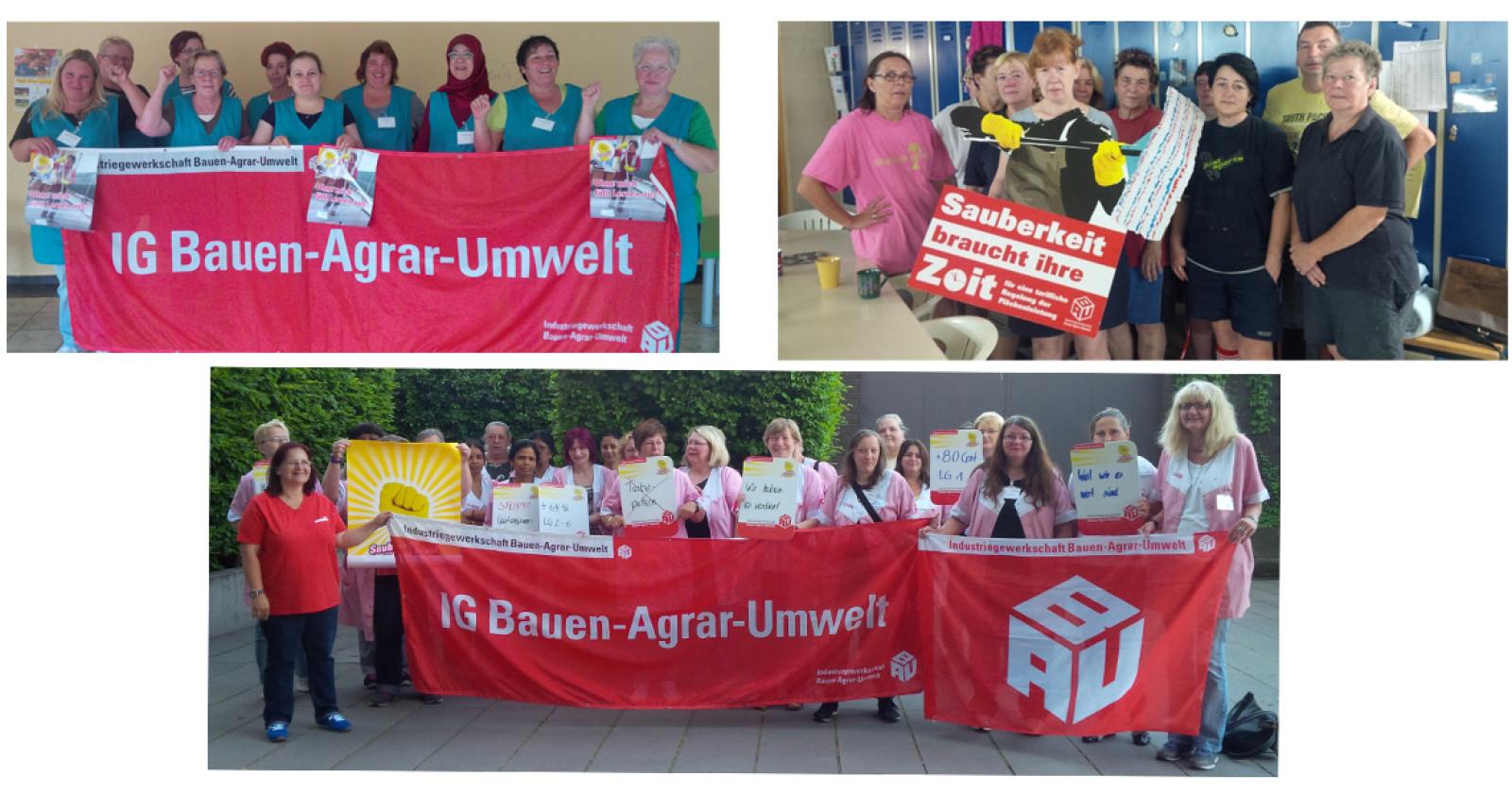 """Kolleginnen & Kollegen in Duisburg: """"Damit sich unsere Kunden wohlfühlen, brauchen wir mehr Zeit"""""""