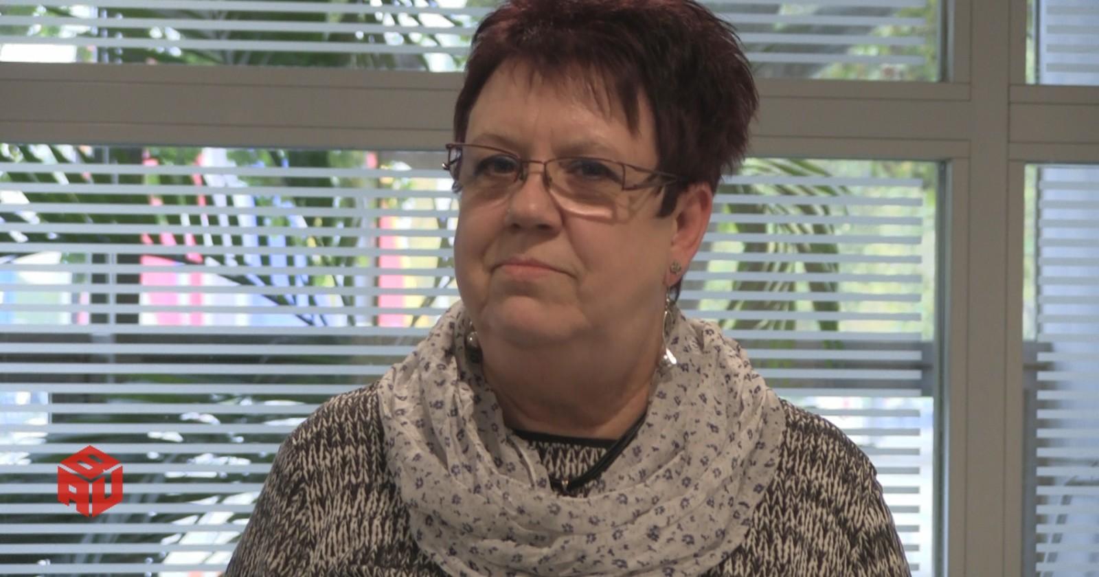 Stimmen der IG BAU Bundestarifkommission zum Verlauf der Tarifgespräche - Inge Bogatzki