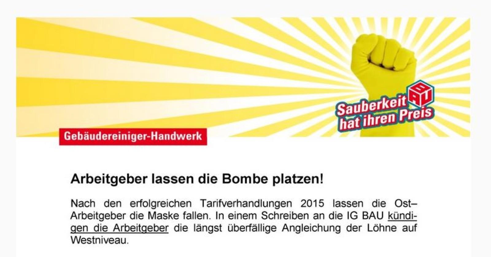Arbeitgeber lassen die Bombe platzen!
