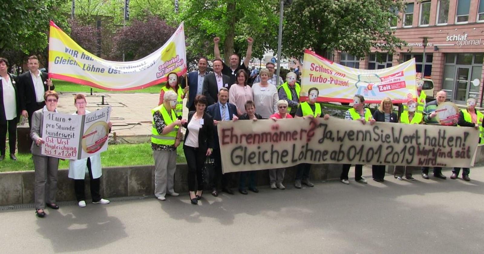 +++ Liveticker Leipzig +++ Unterstützung für unsere Tarifkommission