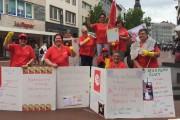 Bundesweiter Aktionstag - Impressionen vom Tag der Gebäudereinigung