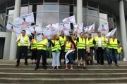 Zweite Verhandlungsrunde endet ohne Ergebnis - IG BAU fordert Schluss mit Turbo-Putzen