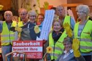 Senioren zeigen sich solidarisch und kämpferisch!