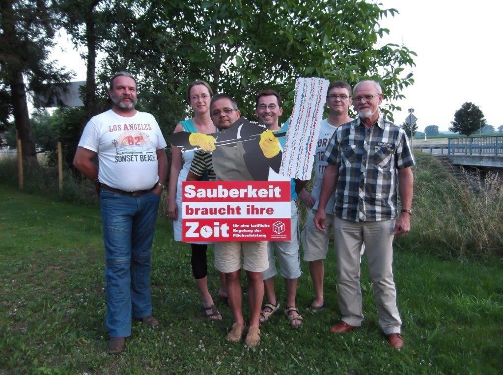 Bezirksvorstand der IG BAU Südwürttemberg