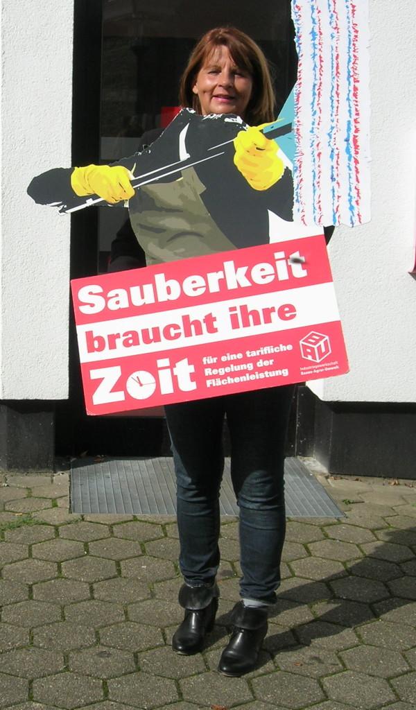 Andrea Rottmann(SPD)Bürgermeisterkandidatin