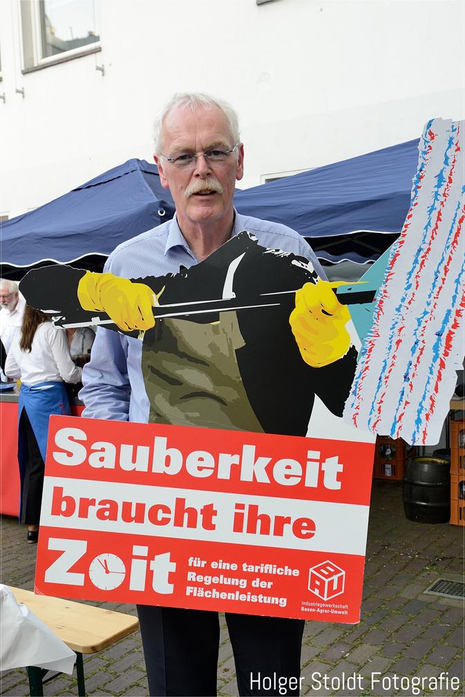 Andreas Meyer-Lauber, Vorsitzender des DGB-Landesbezirks Nordrhein-Westfalen.