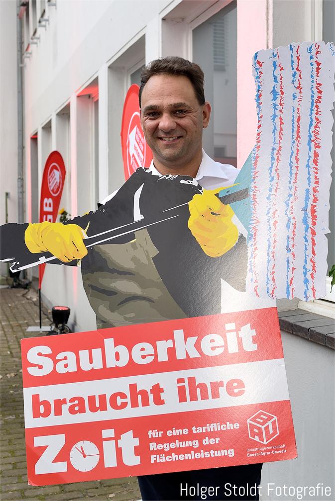 Thomas Ziegler (CDU), Vorsitzender Ortsverband Essen-Überruhr
