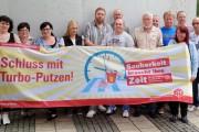 Regionalbetriebsrat von Gegenbauer-Mitte fordert tarifliche Regelungen gegen Leistungsverdichtung
