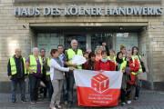 """Nachtrag zum Artikel """"1700 Unterschriften gegen Turboputzen – Landesinnung NRW verweigert Annahme"""""""