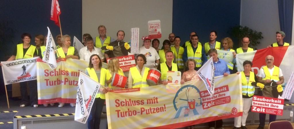 Tagung Gebäudereinigung Frankfurt.M