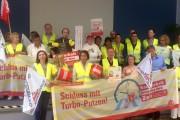 Runder Tisch für Betriebsräte der Gebäudereinigung in Frankfurt am Main