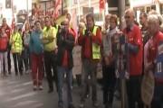 Video: Die 3. Tarifverhandlung der Gebäudereinigung in Berlin
