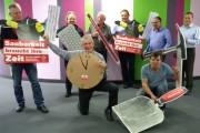 Solidarische Grüße von der Fachgruppe Bauhauptgewerbe im Bezirksverband Stuttgart