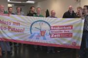 Kunden-Betriebsräte auf unserer Seite - BR von Kennametal Widia solidarisch