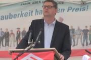 """Thorsten Schäfer-Gümbel (SPD): """"Auch meine Mutter war Gebäudereinigerin."""""""
