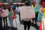 """Tag der Gebäudereinigung in Dortmund """"Wir stehen unter Strom"""" - Schluss mit Turbo-Putzen!"""