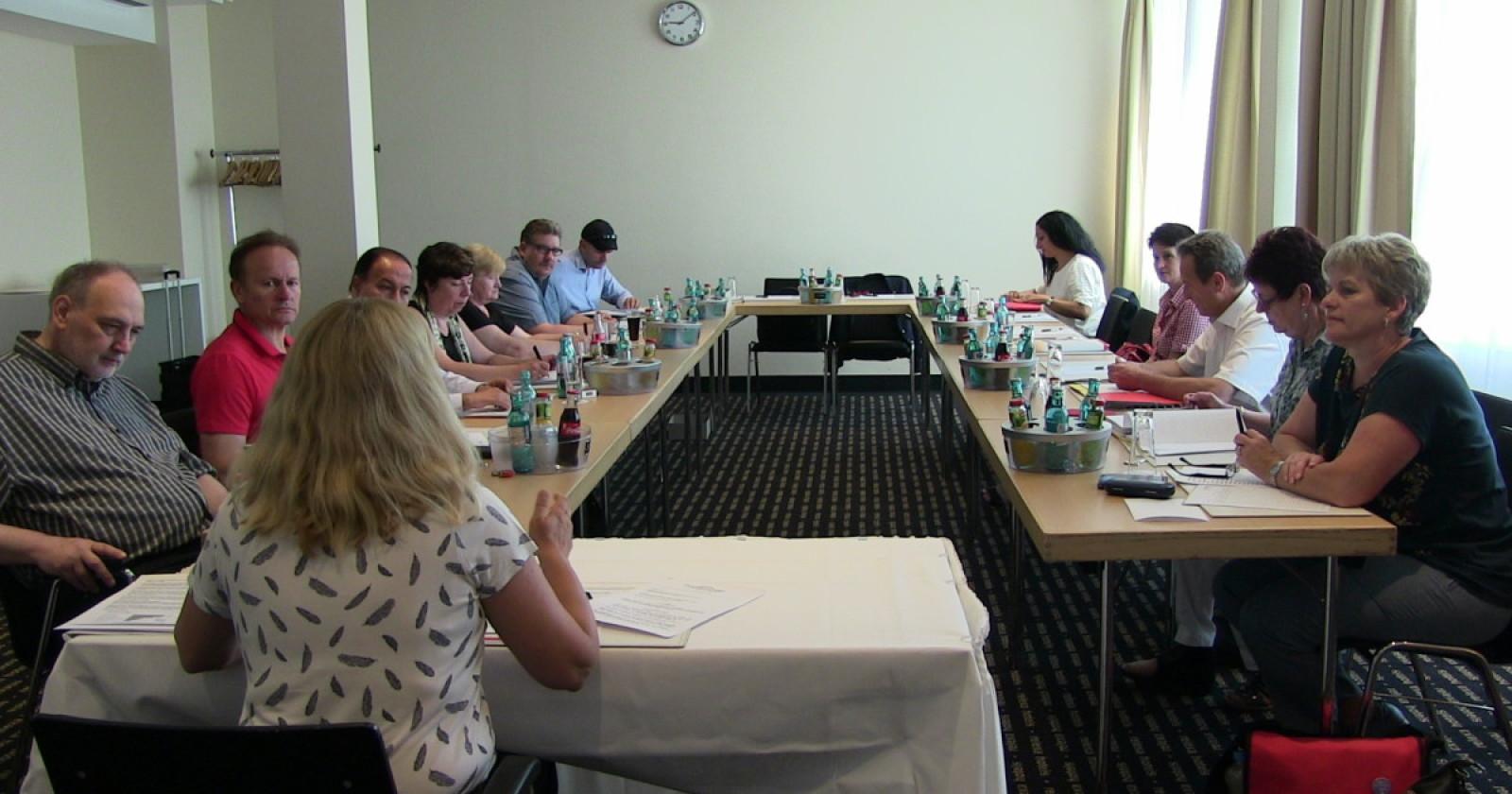 +++Zweite Verhandlungsrunde im Gebäudereiniger-Handwerk startet heute in Frankfurt+++