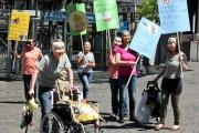 Fachgruppe Gebäudereinigung Bochum/Dortmund macht auf drohende Altersarmut aufmerksam