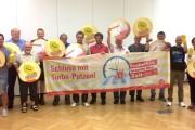 IG BAU Bezirksbeirat Rhein-Main steht solidarisch an der Seite der Gebäudereiniger im Tarifkampf um faire Löhne.