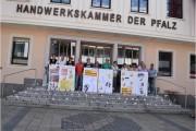 Süßer Protest in der Tarifauseinandersetzung
