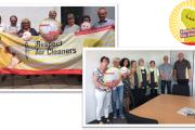 Konzernbetriebsrat & KollegInnen der Compass-Group unterstützen die Tarifforderungen der IG BAU