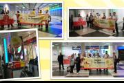 """KollegInnen der Flughafenreinigung München von Sasse Aviation: """"Die Wertschätzung der Arbeit zeigt sich auch über die Entlohnung"""""""