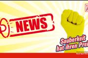 Gebäudereiniger-Handwerk: Erste Verhandlung ergebnislos vertagt