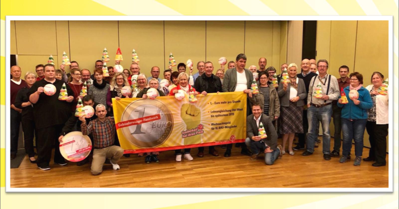 Im Namen des Volkes: Ehrenamtliche Arbeitsrichter aus Mittelhessen unterstützen Beschäftigte der Gebäudereinigung