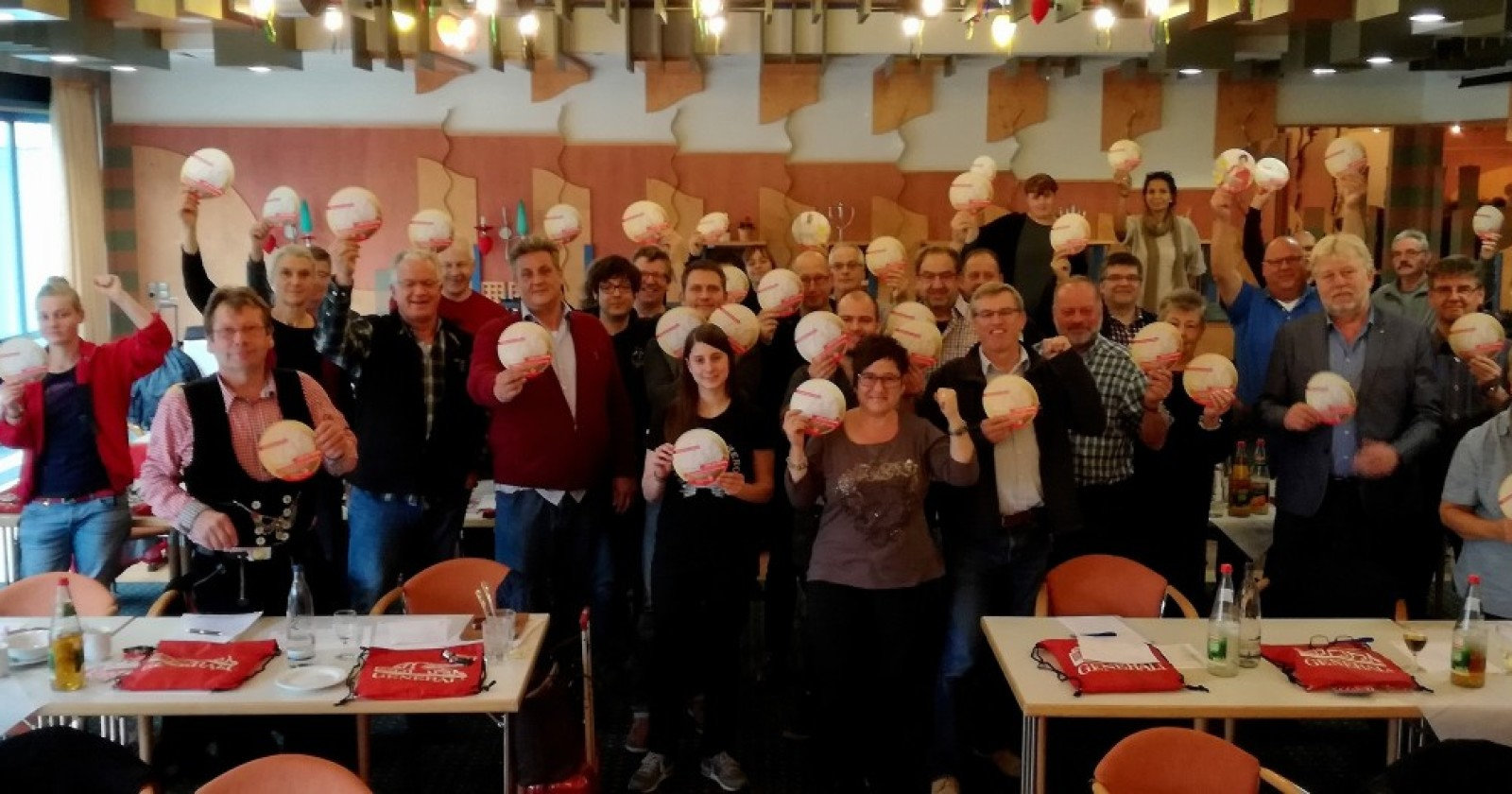 IG BAU Bezirksvorstände der Region Hessen sind bereit