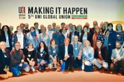 5. Internationale Konferenz der Uni Global Union – Making it happen!