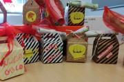 Viele bunte Geschenke in Mühlheim, Essen und Oberhausen