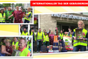 Überraschung in Köln! Ein Haufen Geschenke für die Arbeitgeber…