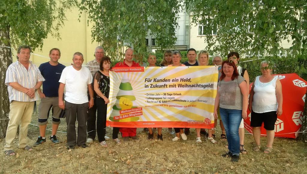 Sommerfest DreBau (2)