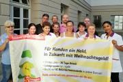Auch Reinigungskräfte von Piepenbrock in der Berliner Staatsoper fordern Anerkennung durchs Weihnachtsgeld