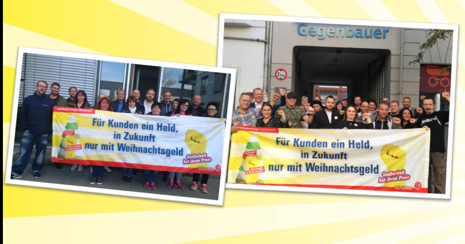 Betriebsräte von Gegenbauer fordern Arbeitgeber auf, an den Verhandlungstisch zu kommen