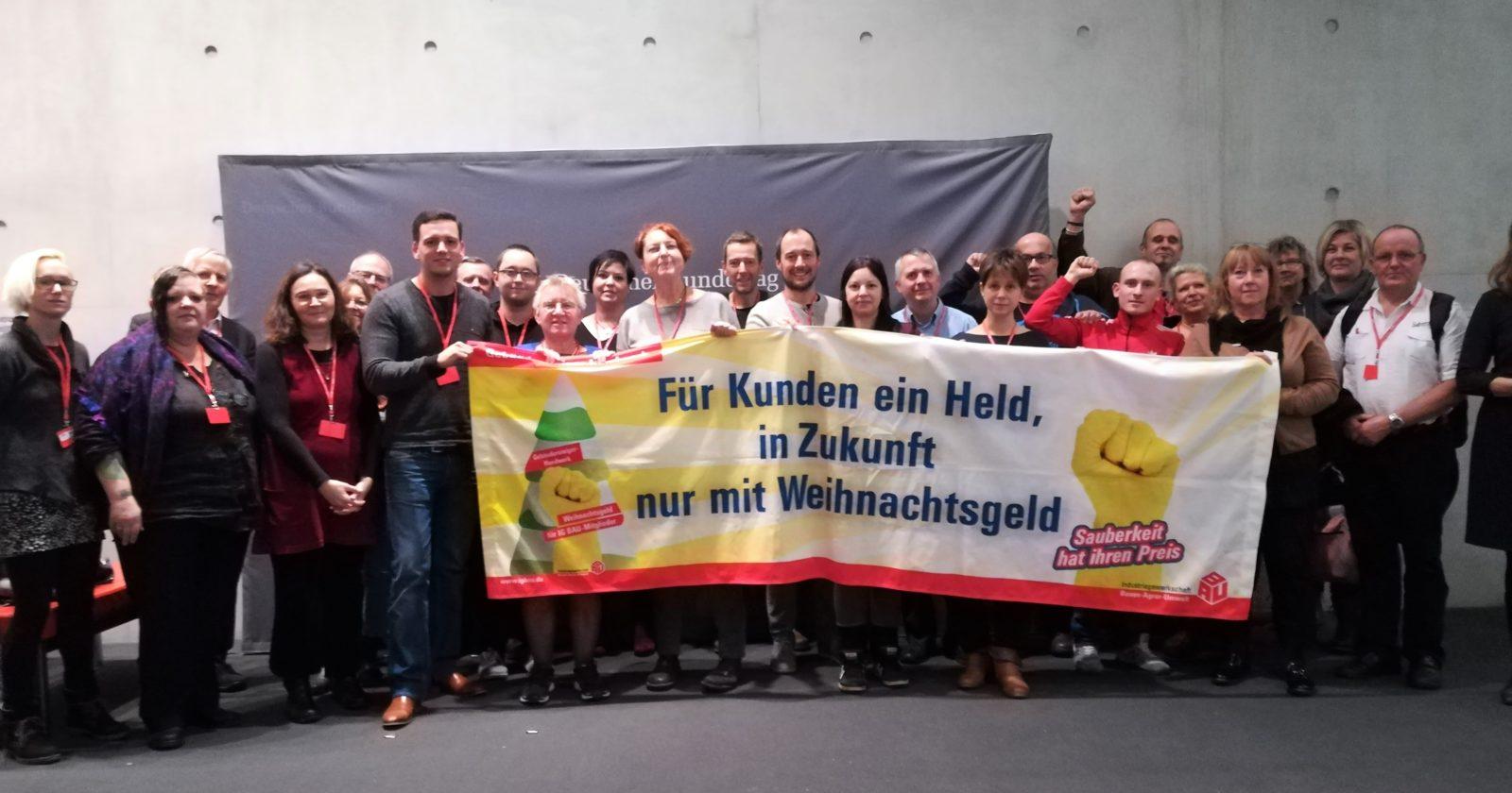 Betriebs- und Personalrätekonferenz der Bundestagsfraktion die Linke erklärt sich solidarisch