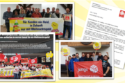 Solidarität macht stark (III) Danke für die Unterstützung