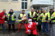 350 Weihnachtsgeldwünsche an Landesinnung der Gebäudereiniger in Bayern überreicht