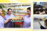 IG BAU Bayern: Infos und Muffins zum Tag der Gebäudereinigung für Reinigungskräfte im Klinikum Neuburg