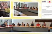 Zum Tag der Gebäudereinigung: Betriebsräte informieren Politiker im Thüringer Landtag über Arbeitsbedingungen in der Gebäudereinigung