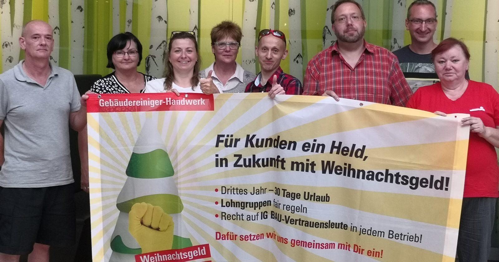 Sachsen: Tag der Gebäudereinigung im Uni-Klinikum Leipzig