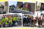 Reinigungskräfte aus Norddeutschland bereiten sich auf Arbeitskampf vor