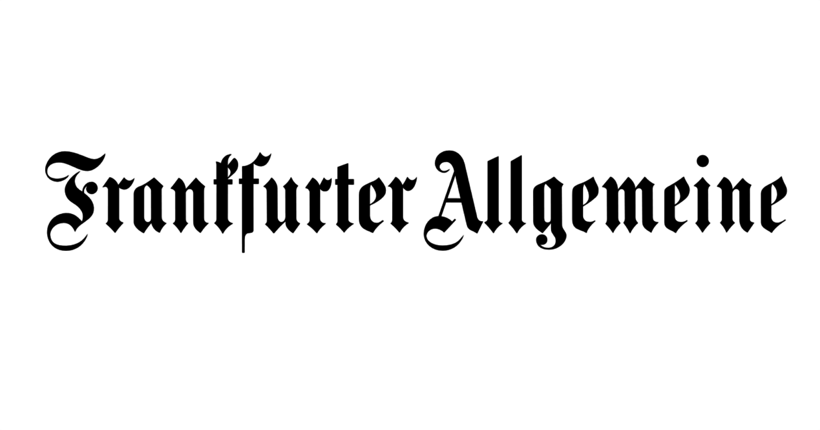 """Frankfurter Allgemeine: """"Ein Schlag ins Gesicht"""""""