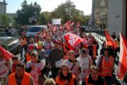 Über 250 Streikende in Potsdam und Berlin –  Innung macht die Schotten dicht