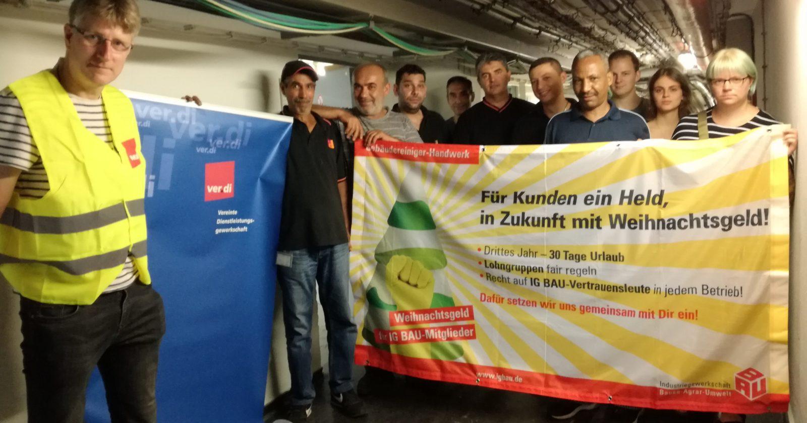 """""""Mediale Unterstützung"""" im HR Frankfurt"""