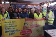 Während Reinigungskräfte im Dortmunder Seniorenzentrum streiken, setzt Arbeitgeber Streikbrecher ein.
