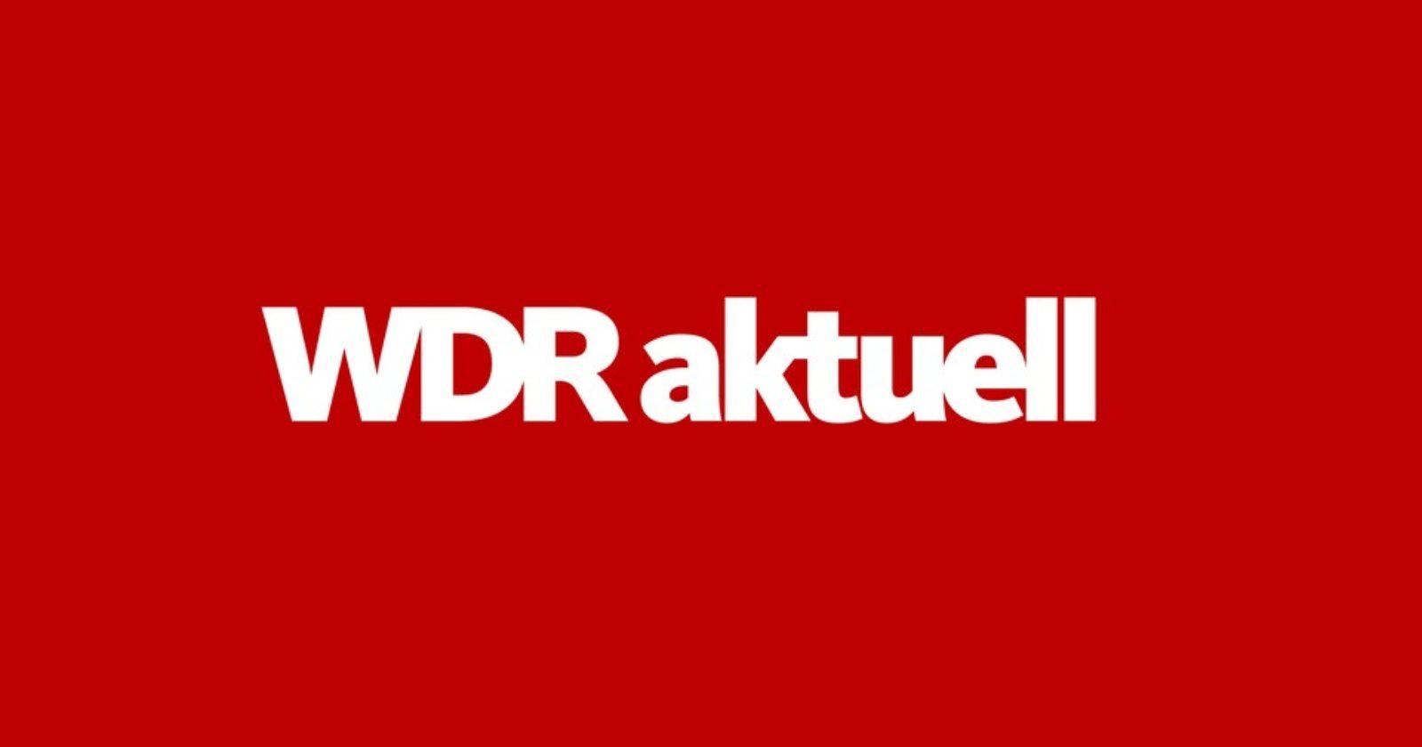 """TV Bericht in """"WDR Aktuell"""" über Streiks in der Gebäudereinigung"""