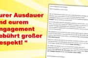 Betriebsrat des Mercedes Benz Werks in Mannheim steht solidarisch an der Seite der Gebäudereiniger*innen