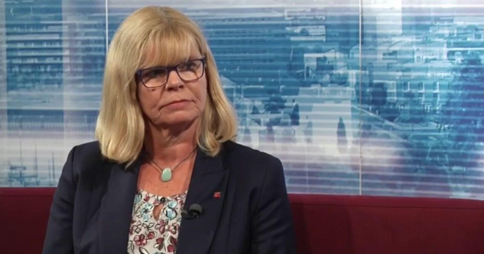 STUDIO 47 .live | Ulrike Laux über die derzeitige Situation im Gebäudereiniger-Handwerk
